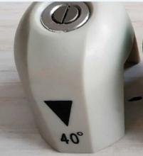 快插喷嘴组件40度 YLQ6630C-150B/7580G-180B