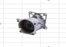 油缸组件11(YLY11-8.2°)